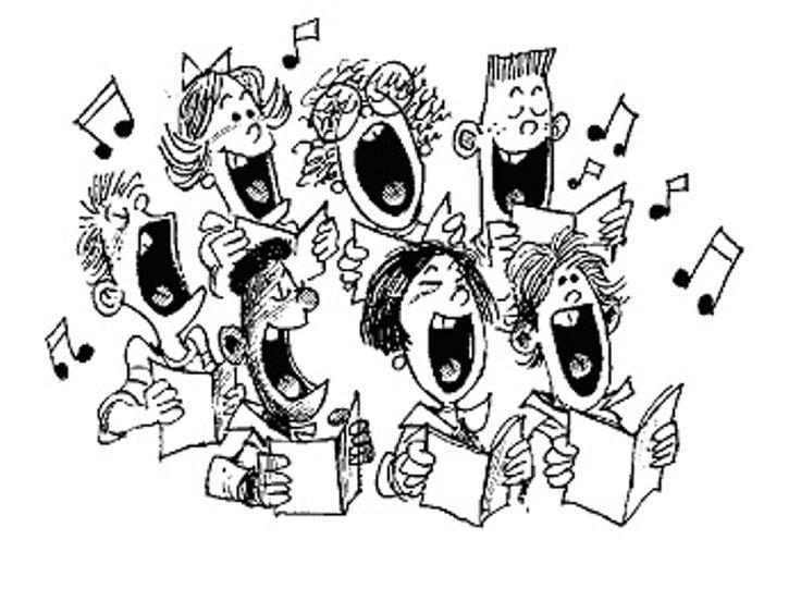 Choir clip art pictures free clipart images 2