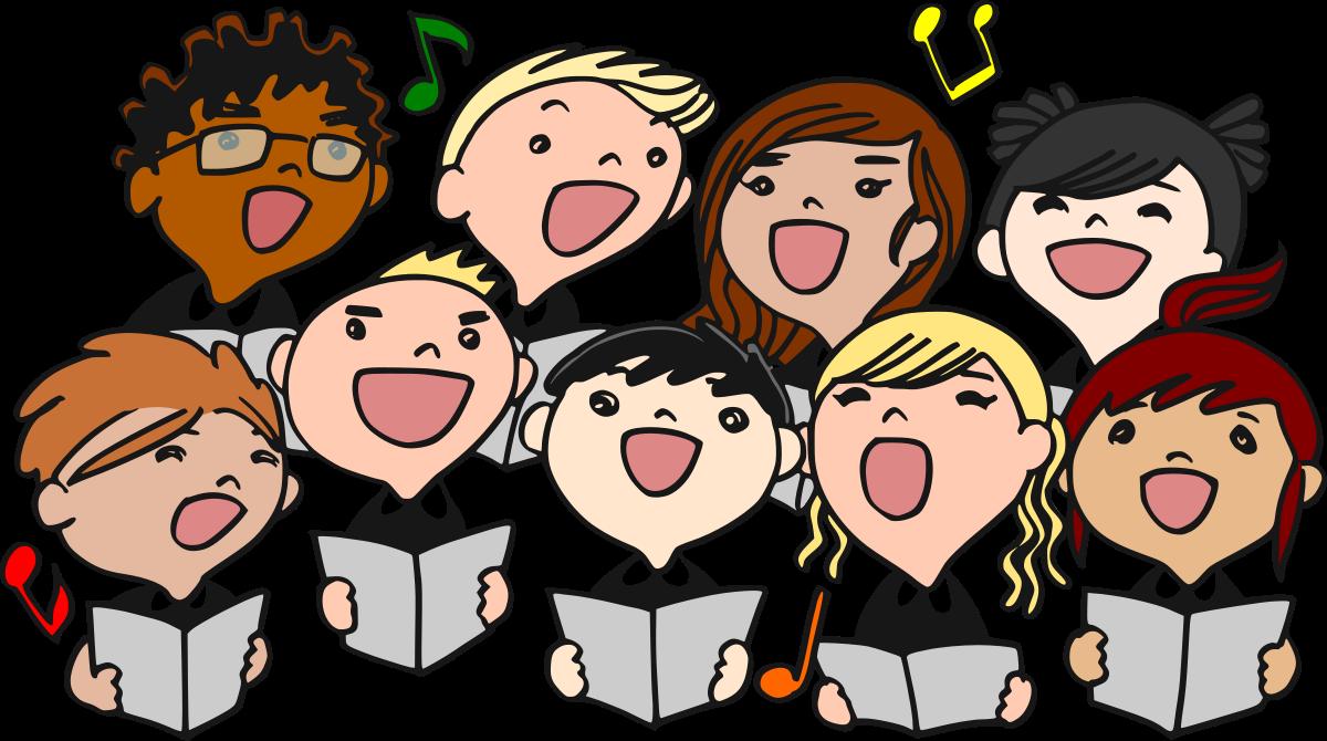 Choir clip art pictures free clipart images