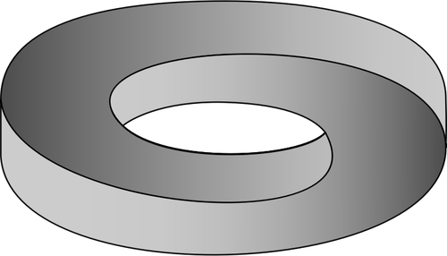 Silver wedding ring vector clip art public domain vectors