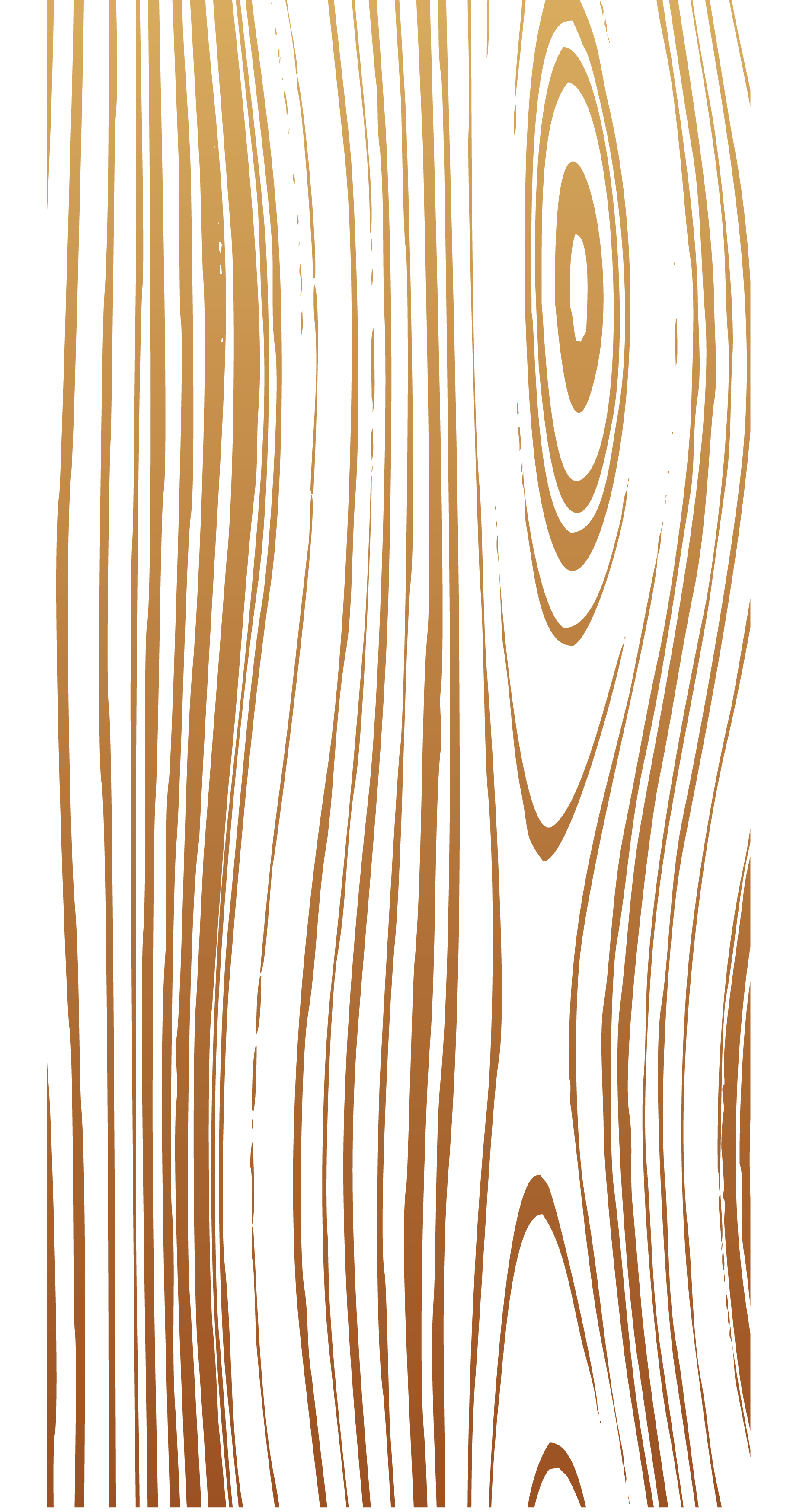 Transparent wood effect clipart
