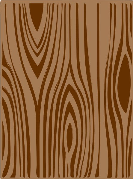 Wood grain cartoon clipart