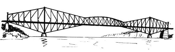 Free bridge clipart clip art image 8 of