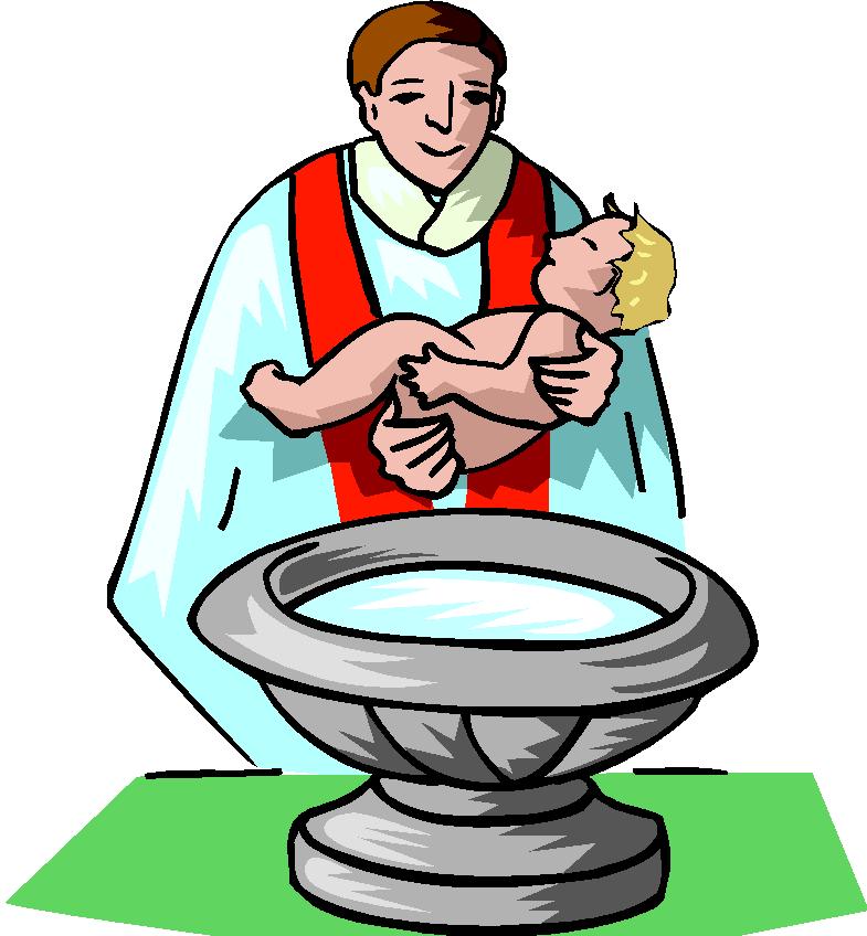 Baptism clip art free co