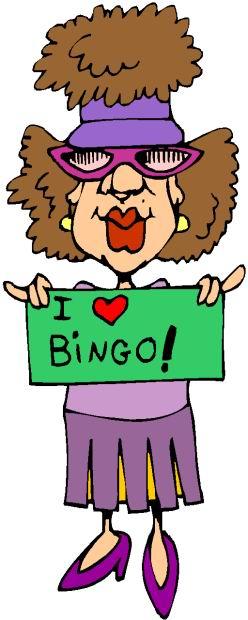 Bingo border clipart clipart kid