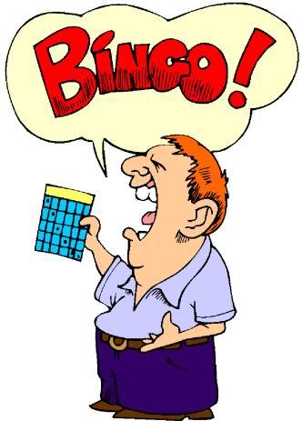 Bingo clip art 3
