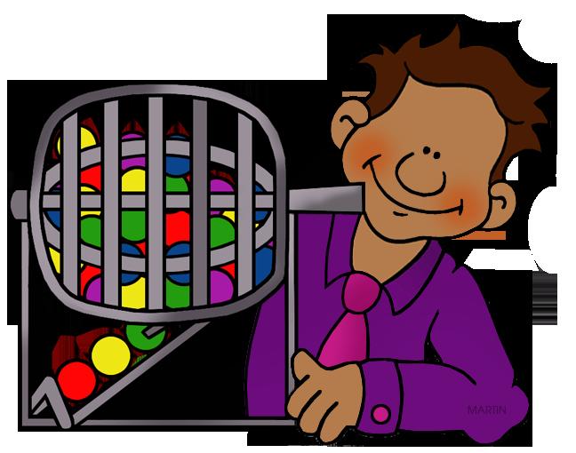 Bingo clip art 5 clipartix