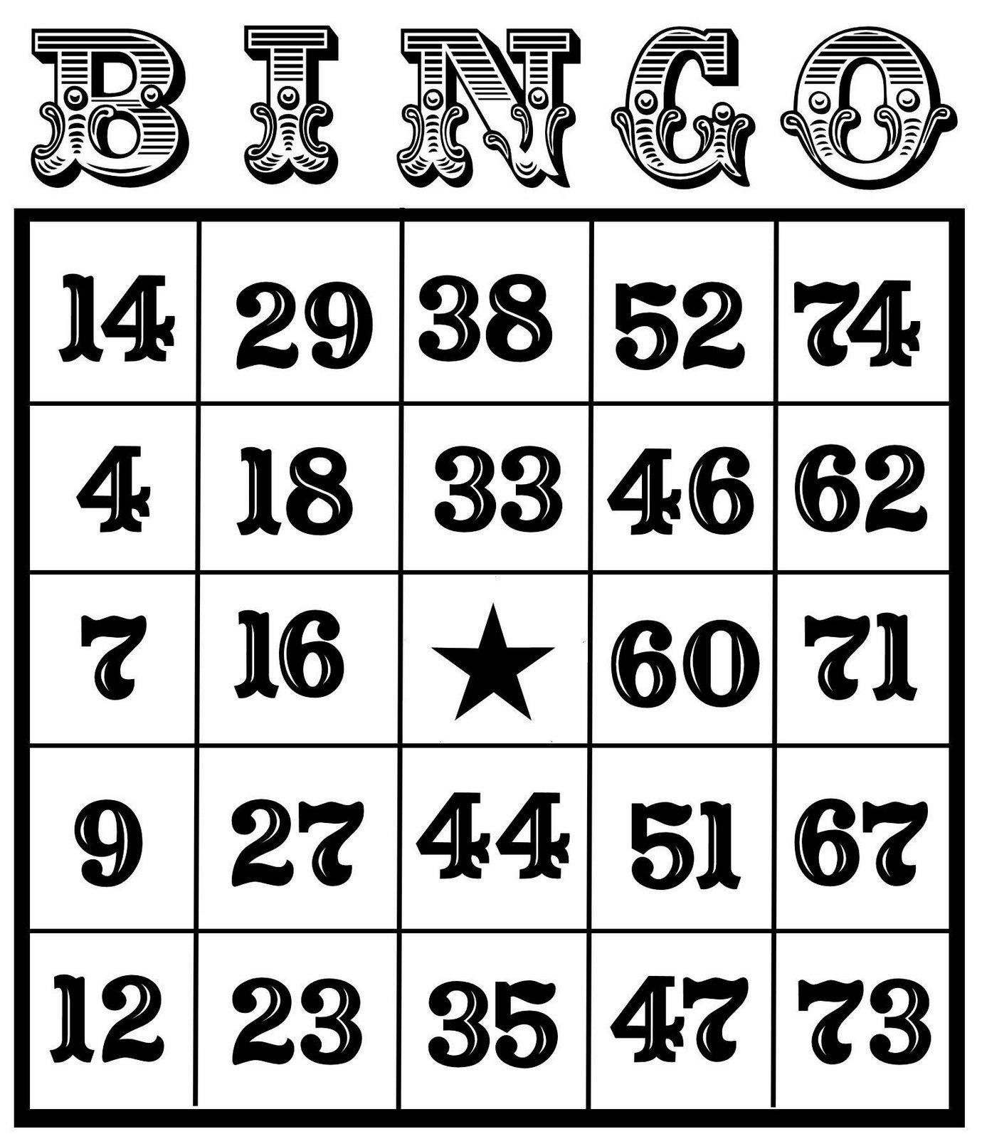 Bingo clip art clipart clipart 2 clipartcow clipartix