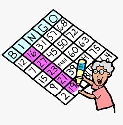 Bingo clip art clipart clipart clipartcow 2 clipartix