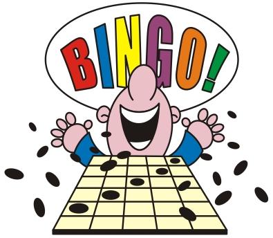 Bingo clip art clipart clipartix