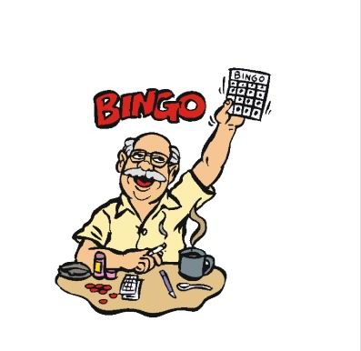 Bingo clip art free clipart images
