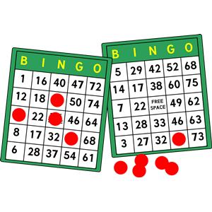 Bingo clip art free download clipart
