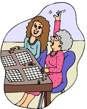 Bingo clipart clipart clipartix