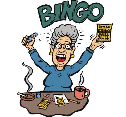 Clip art clip art bingo