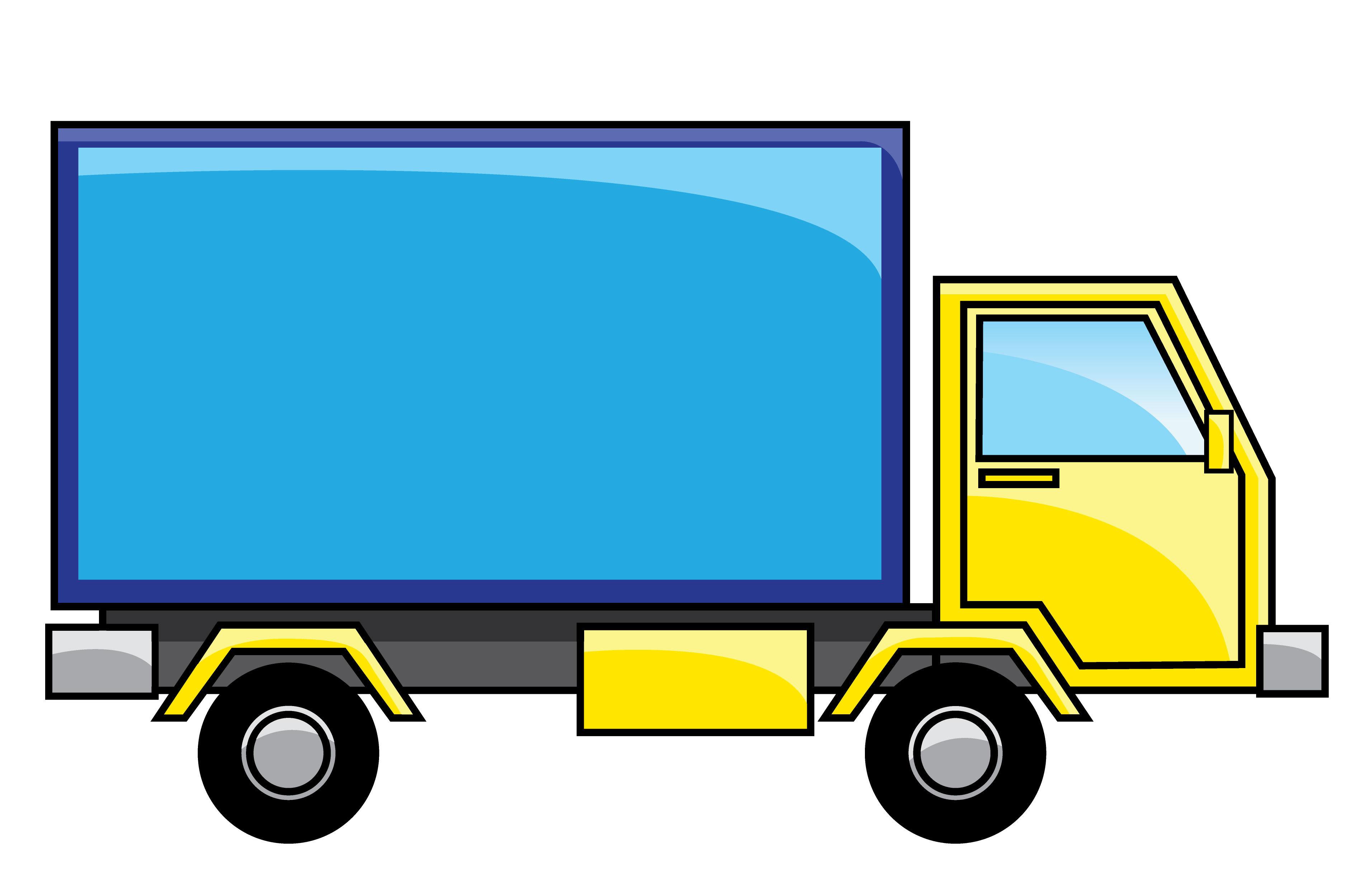 Semi truck free truck clipart pictures clipartix