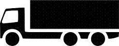 Semi truck freemercial truck clipart