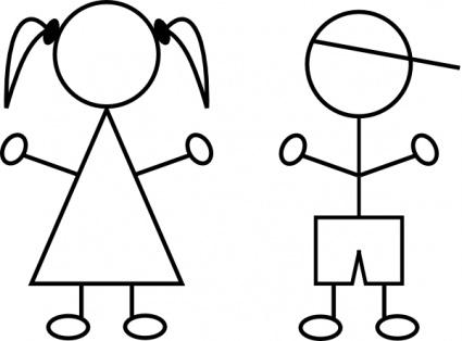 Stick figure stick people clip art free clipart images 2 clipartix