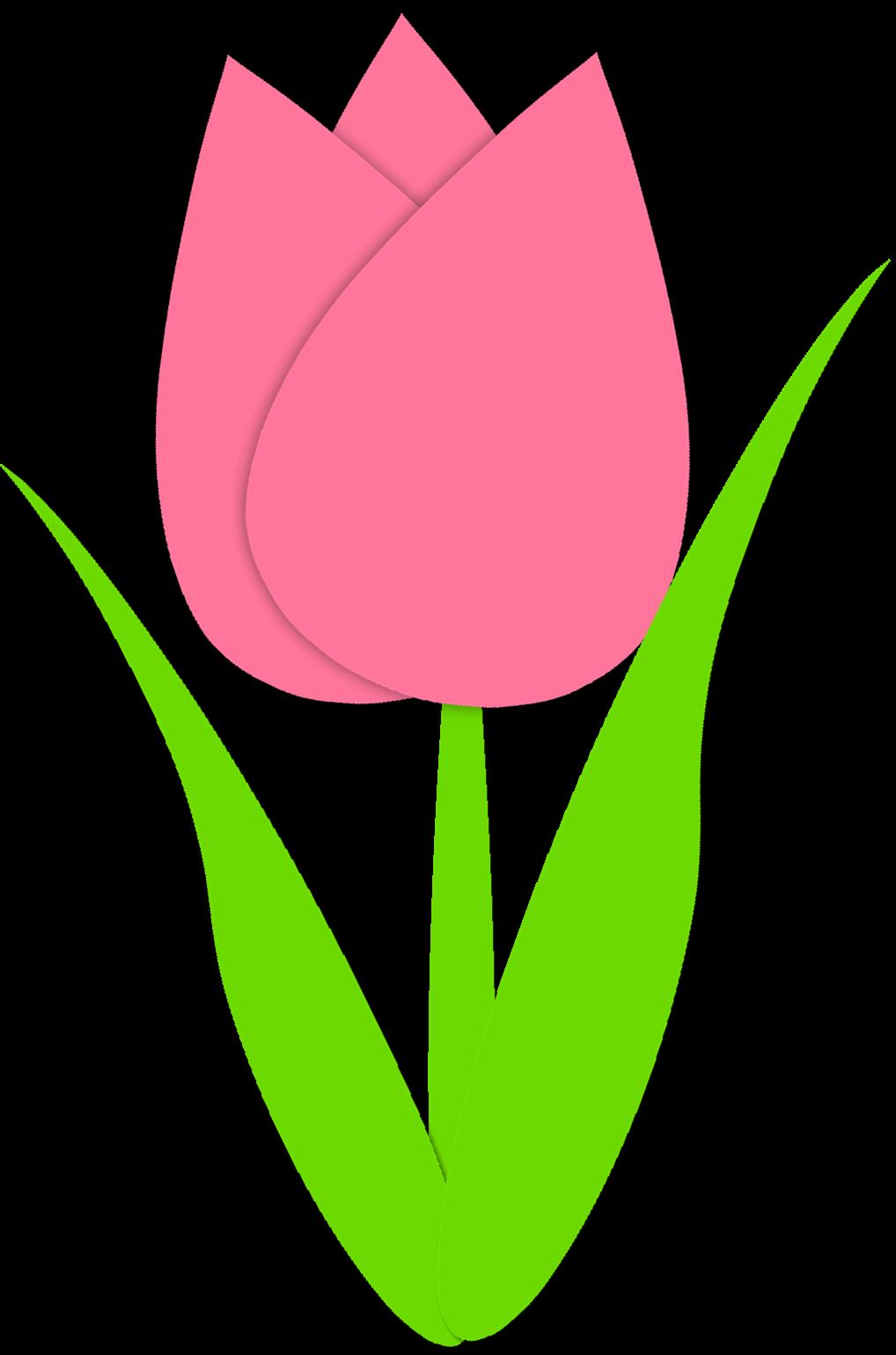 Tulip clipart 2