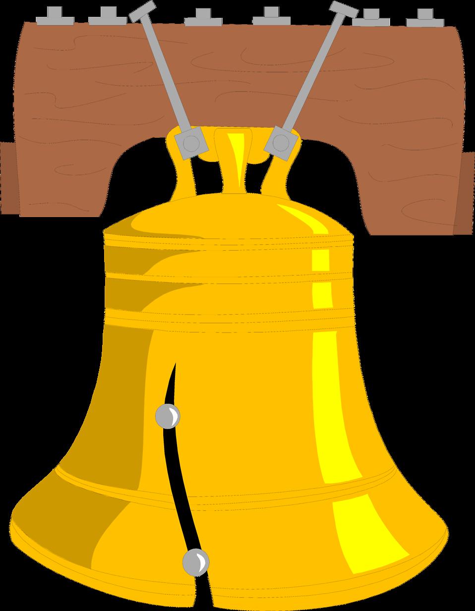 Liberty bell clip art co 2