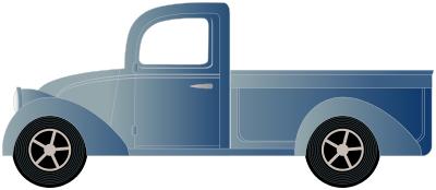 Pickup truck pickup clip art download