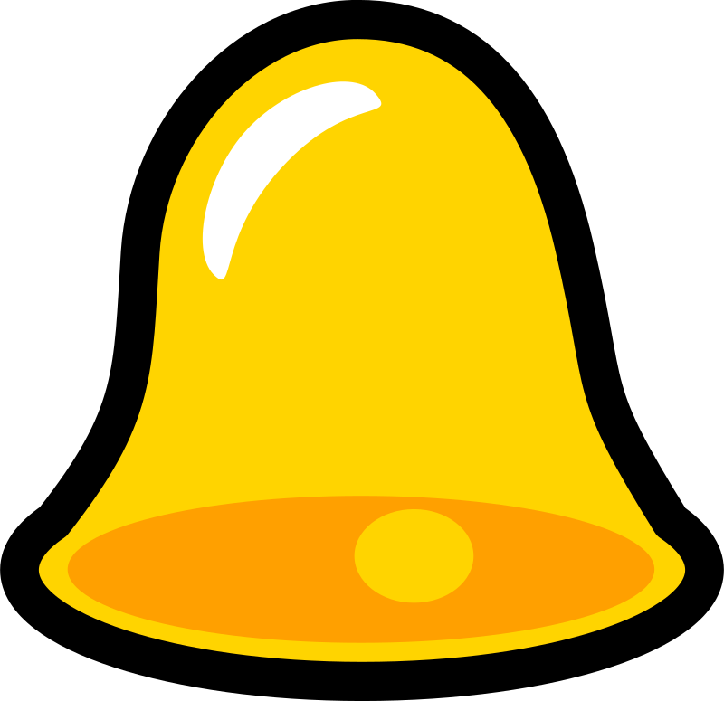 School bell clip art related keywords