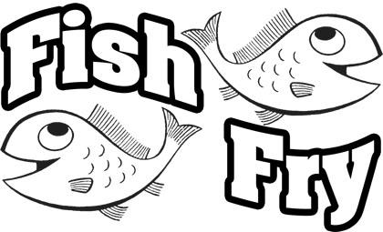 Clip art fish fry clipart clipart kid 2