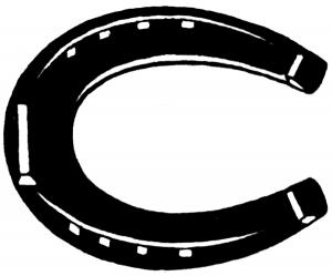 Horseshoe clip art download 3