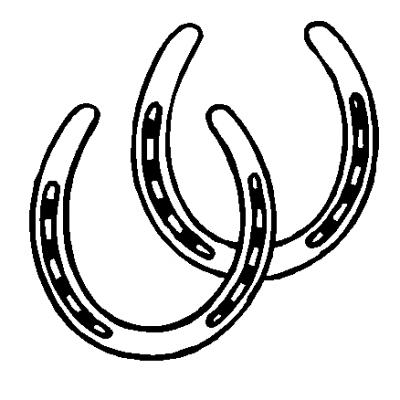 Horseshoe clip art vector free free clipart images clipartix