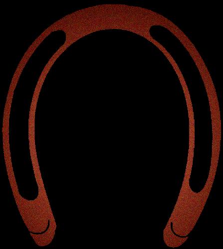 Horseshoe horse shoe clip art clipart clipartix