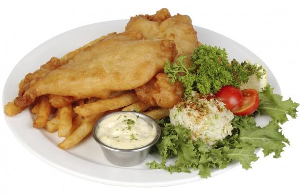 Lenten fish fry guide sunny clip art