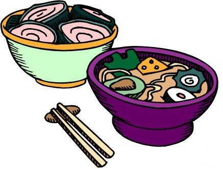 Chinese food clipart pictures gram