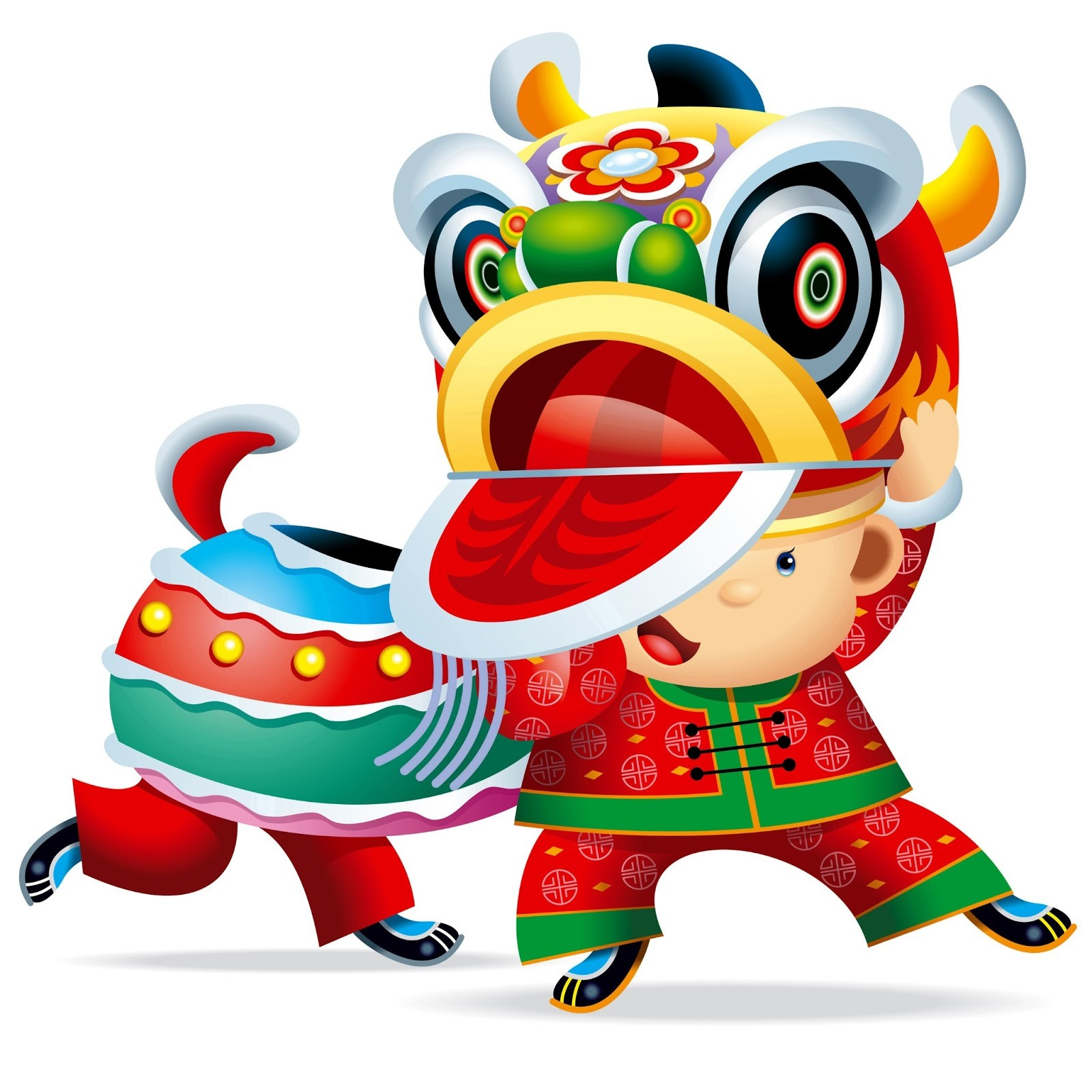 Chinese new year clipart clipart kid