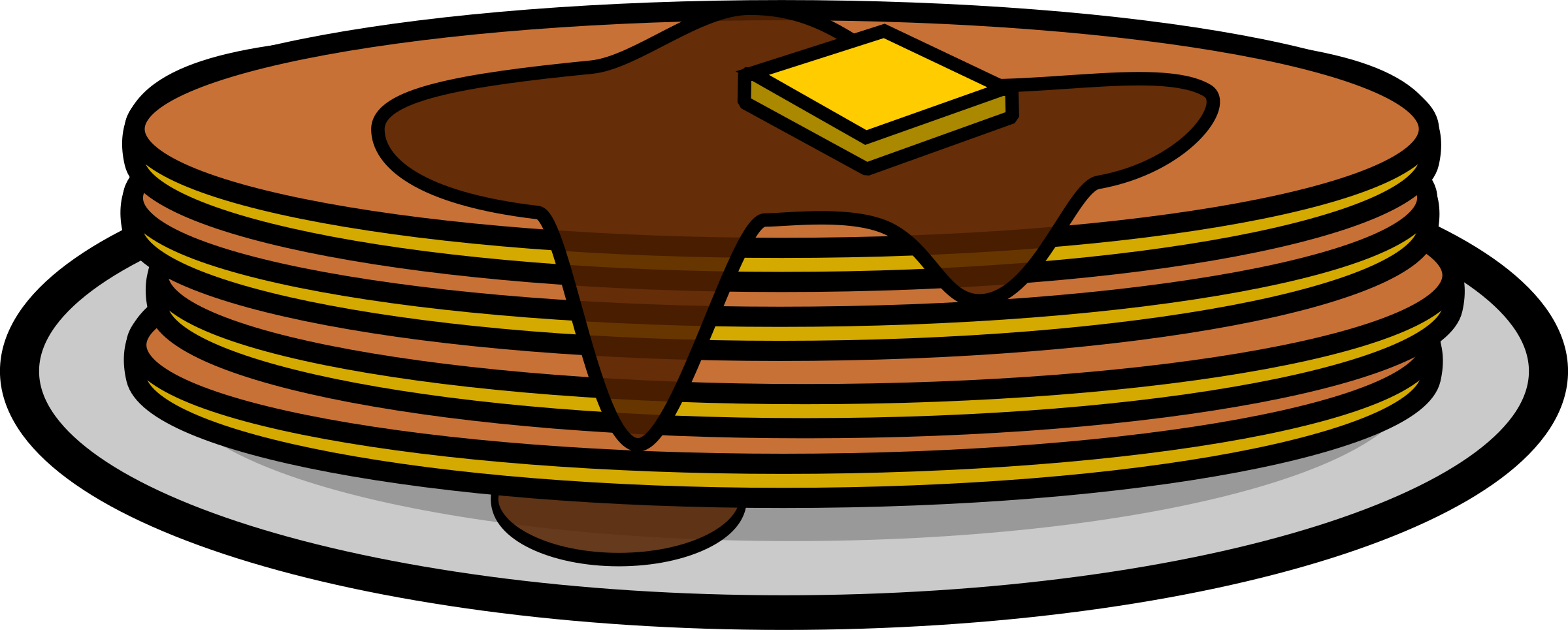 Clipart pancakes