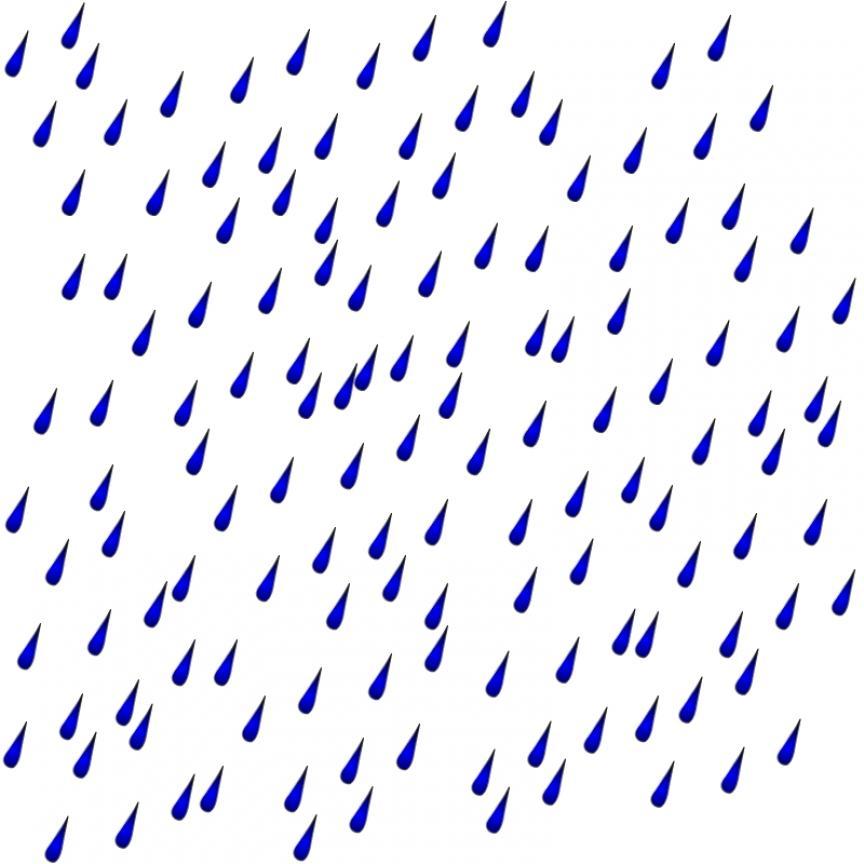 Clipart raindrop clipart