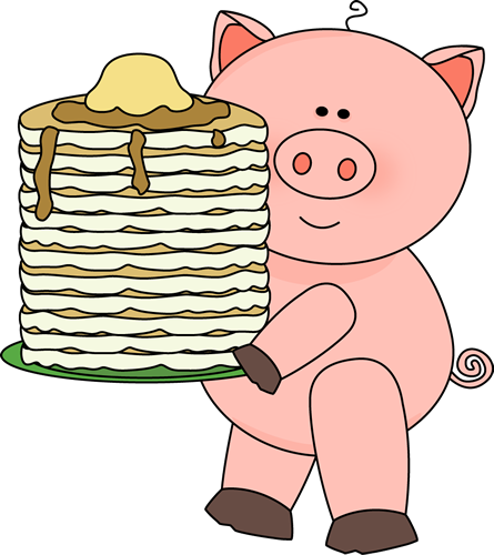 Pancake borders clipart clipart kid 2