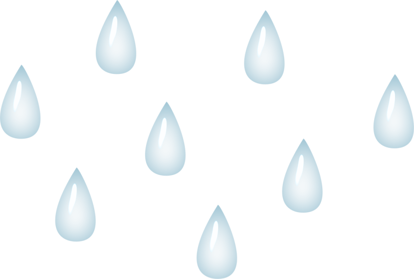 Raindrop clipart free clipart images 3 image #39998