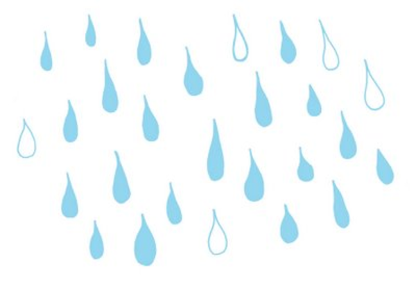 Raindrop clipart clipart kid 2
