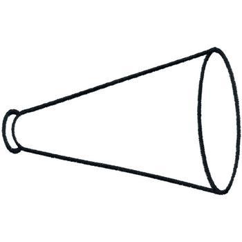 Cheer megaphone megaphone clipart clipart kid 3