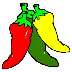 Chili pepper clipart free clip art image