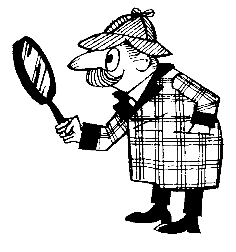 Detective clipart clipart kid 2