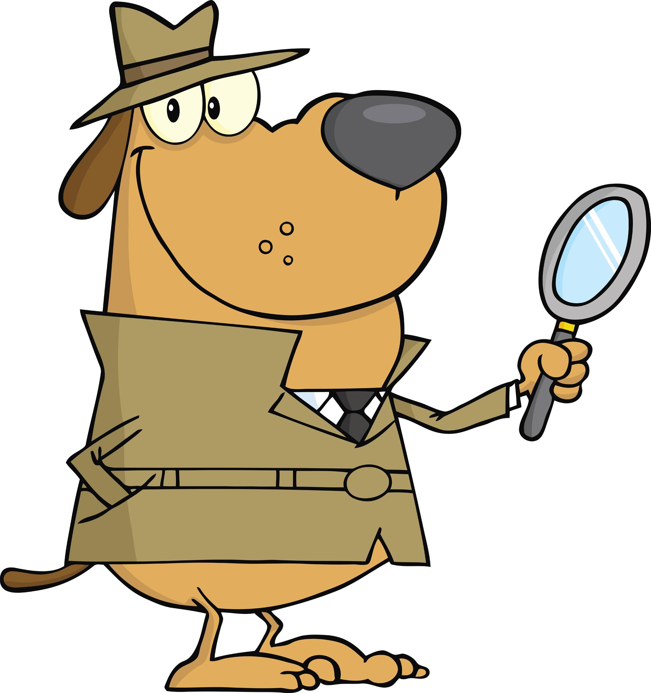 Detective clipart free free clipart images 3 clipartix
