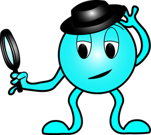 Detective clipart free free clipart images 7