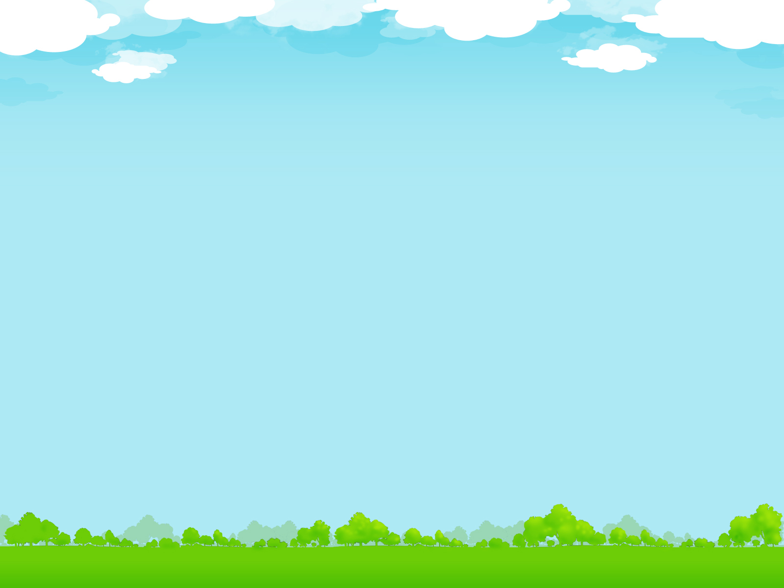 Nature background clipart clipart kid