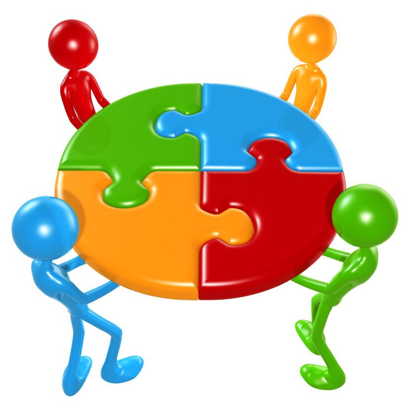 Teamwork clipart 3