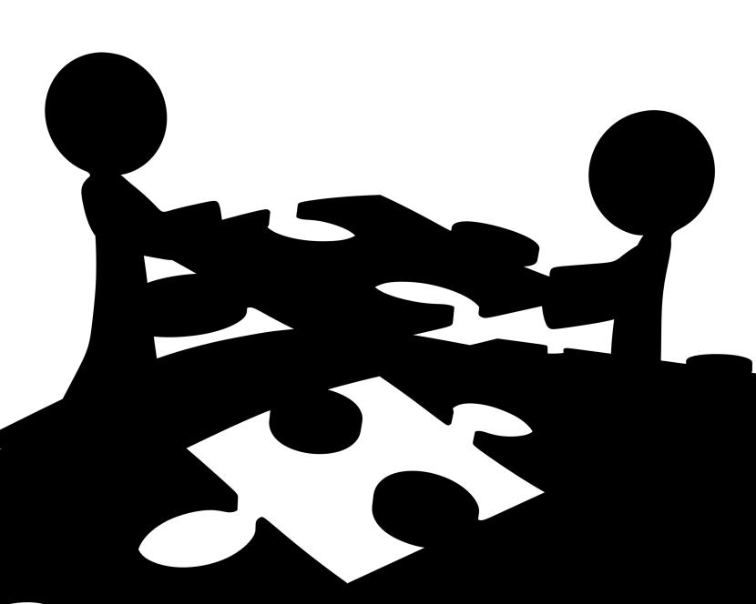 Teamwork clipart 4