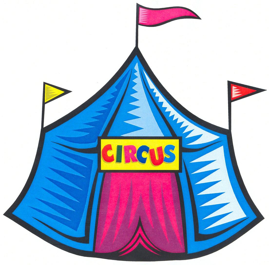 Circus clip art clipartix