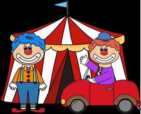Circus theme clip art circus theme image
