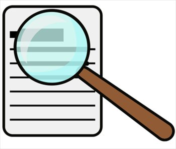 Clip art document clipart