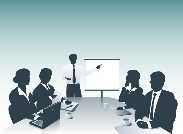 Free business presentation clipart free business 2