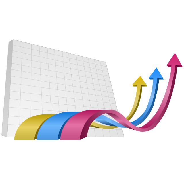Presentation clipart presentation design elements vector