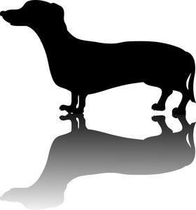 Dachshund weiner dog clipart clipart kid 3